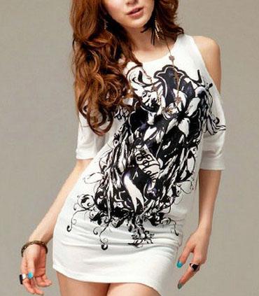 Printed-Long-T-shirt