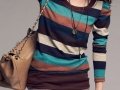 Colour-Stripe-Long-Sleeve-T-shirt